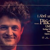 Piticu En Chile , Sabado 1 De Abril, Santiago.