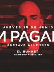 Heineken presenta ♫ Sam Paganini ♫ 15/06/2017 – El Bunker