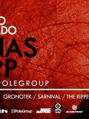 "Jonas Kopp / ""Photon Belt Tour"" / Tresor, Polegroup, Clr"