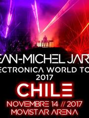 Jean-Michel Jarre | Electronica World Tour | Santiago de Chile