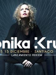 Monika Kruse en Chile · 15 Dic · Produce: Rekiem