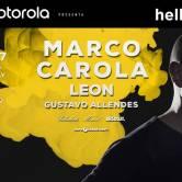 Motorola presenta Marco Carola / 15 Diciembre / Espacio Broadway
