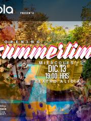 Motorola Presenta: Summertime – Miércoles de Verano – 13 DIC