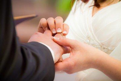 anello nuziale nozze