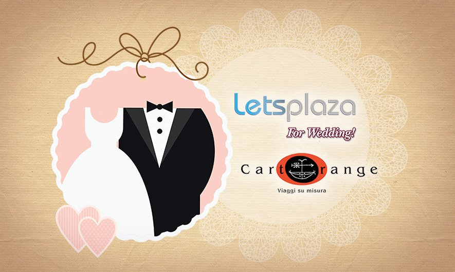 wedding app cartorange