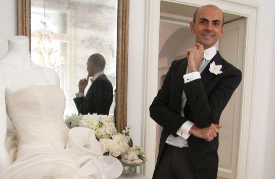 enzo miccio abito da sposa