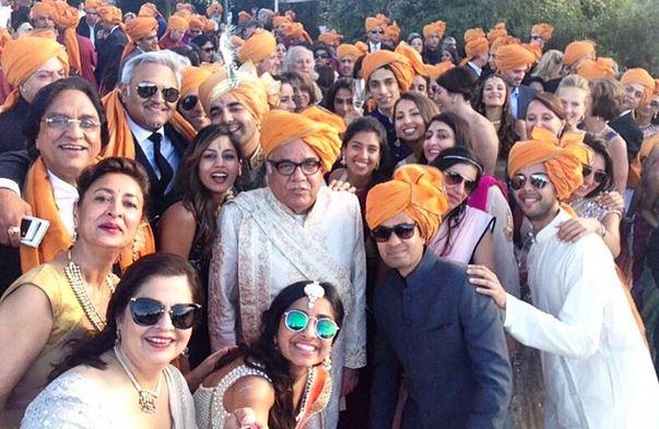 matrimonio indiano rikita argawal foto