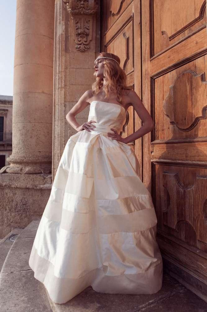 Sartoria abito da sposa