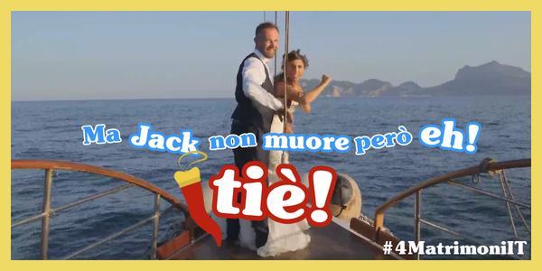 quattro matrimoni titanic