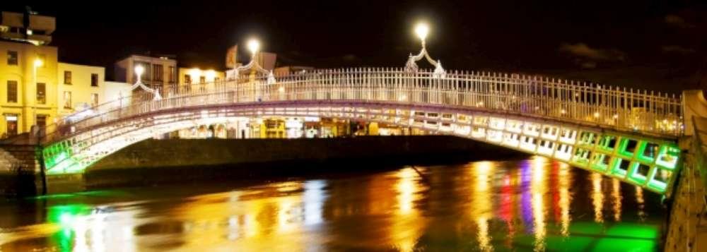 Liffey Dublino