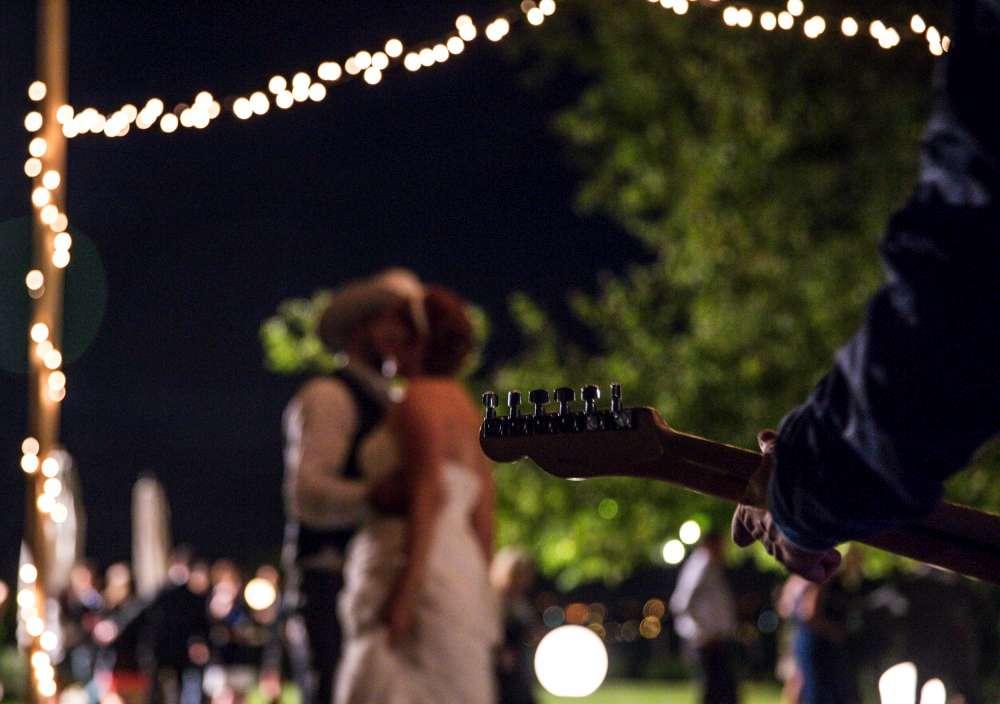 musica e balli matrimonio country