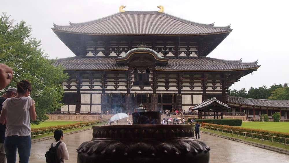 santuario buddista nara