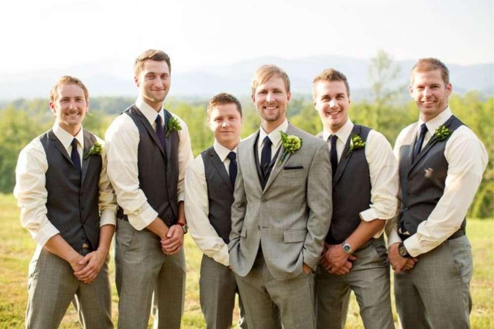 4 amici dello sposo country