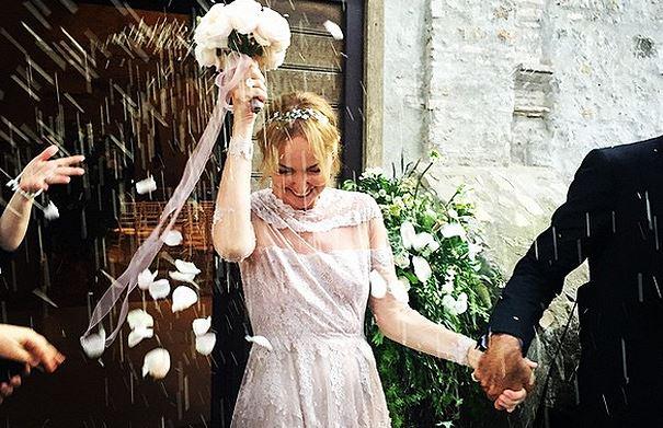 frida giannini sposa