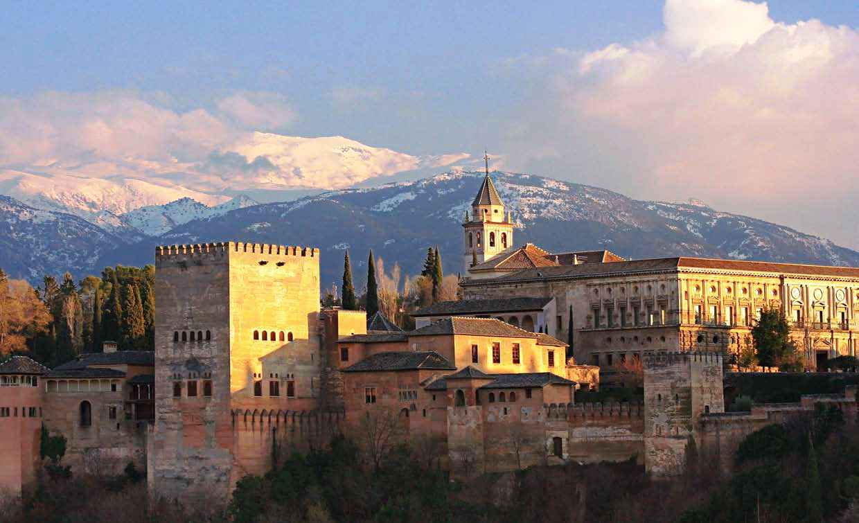 Viaggio di nozze in Andalusia, Granada