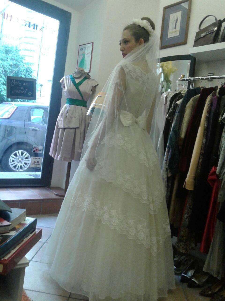 sposa vintage