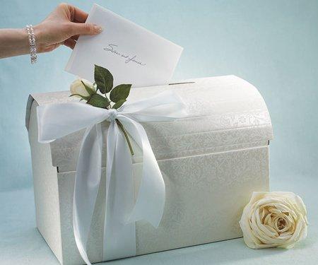 Busta per gli sposi