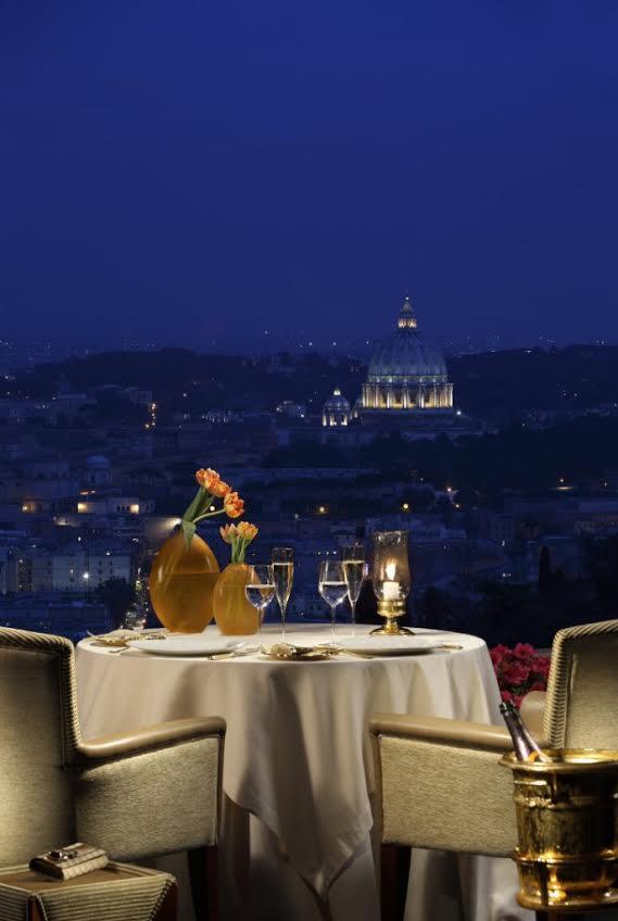 Hotel Rome Cavalieri San Valentino