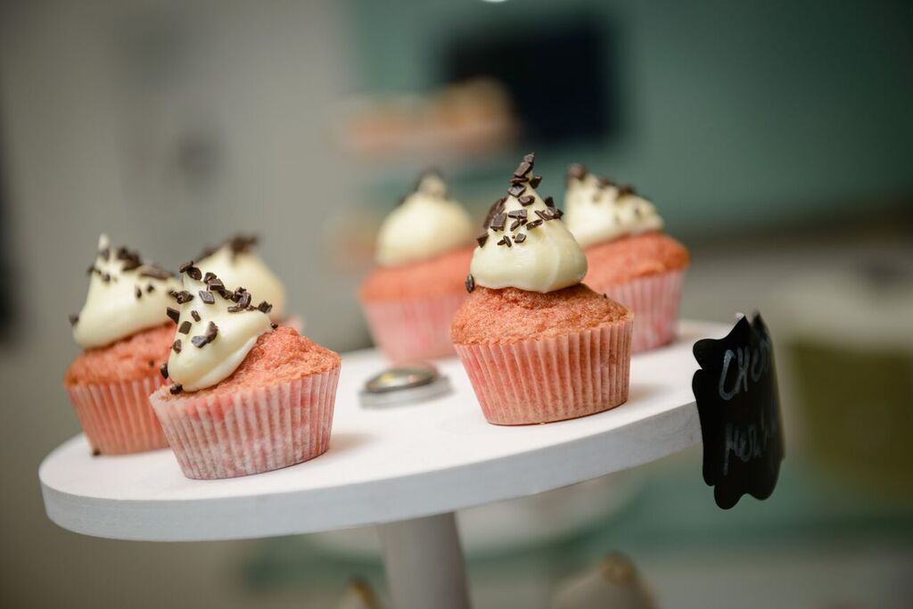 cup cakes dolci