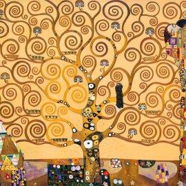 Matrimonio tema Albero della Vita. Il quadro di Gustav Klimt