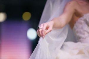 dettagli sfilata sposa generica