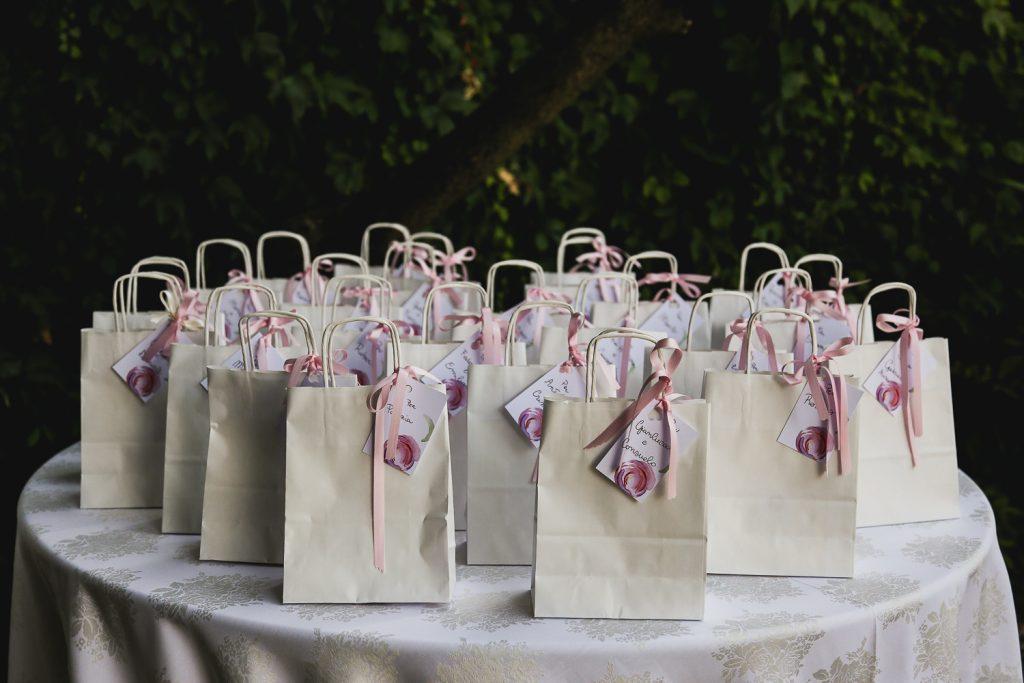wedding bag fai da te