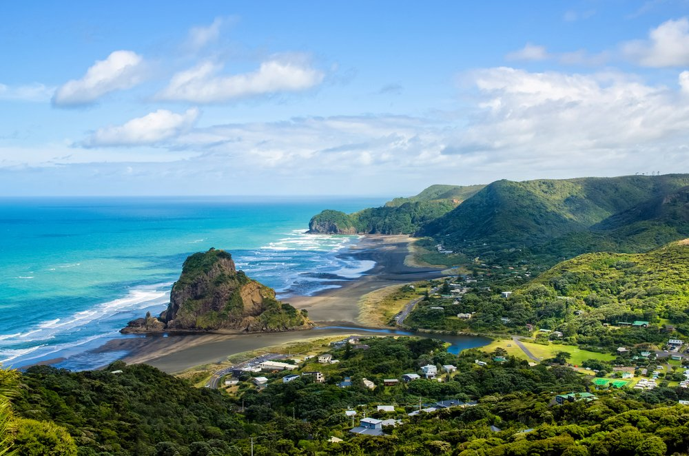 Matrimonio In Nuova Zelanda : Viaggio di nozze in nuova zelanda panorama sposi