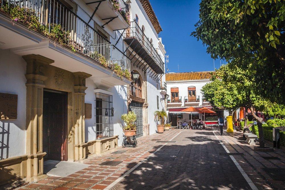 Viaggio di nozze in Andalusia, Marbella