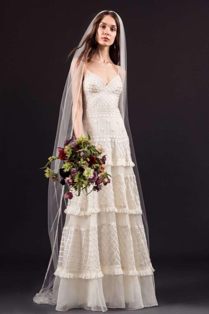 abbastanza Matrimonio country: l'abito da sposa perfetto - Panorama Sposi ZG83