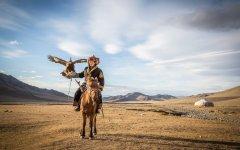Viaggio di nozze in Mongolia
