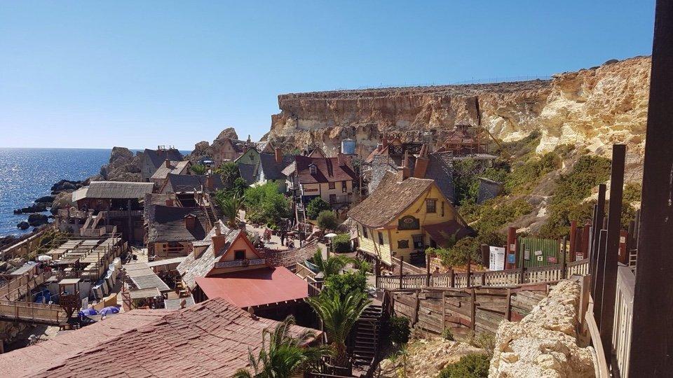 Matrimonio Spiaggia Malta : Matrimonio a malta nozze sul set di braccio ferro