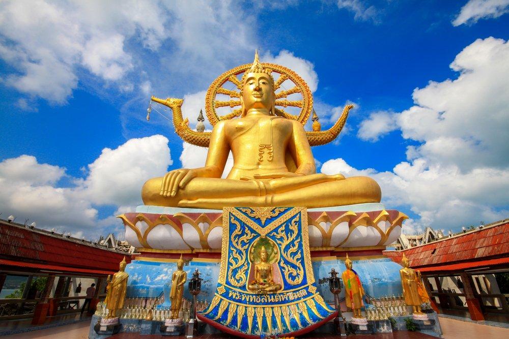 tempio Wat Phra Yai