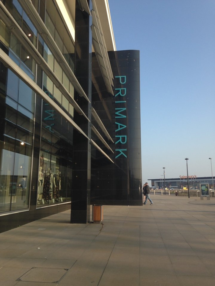 Primark Westwood Cross Shopping Centre