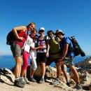 Excursión al Peñon de Ifach con niños y fotografía panorámica en 360º desde su cumbre