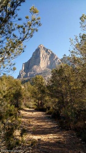 Pic Prim del Puig Campana