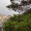 Senderismo circular en el Maigmó. A la cumbre desde la vía verde pasando por el Estret