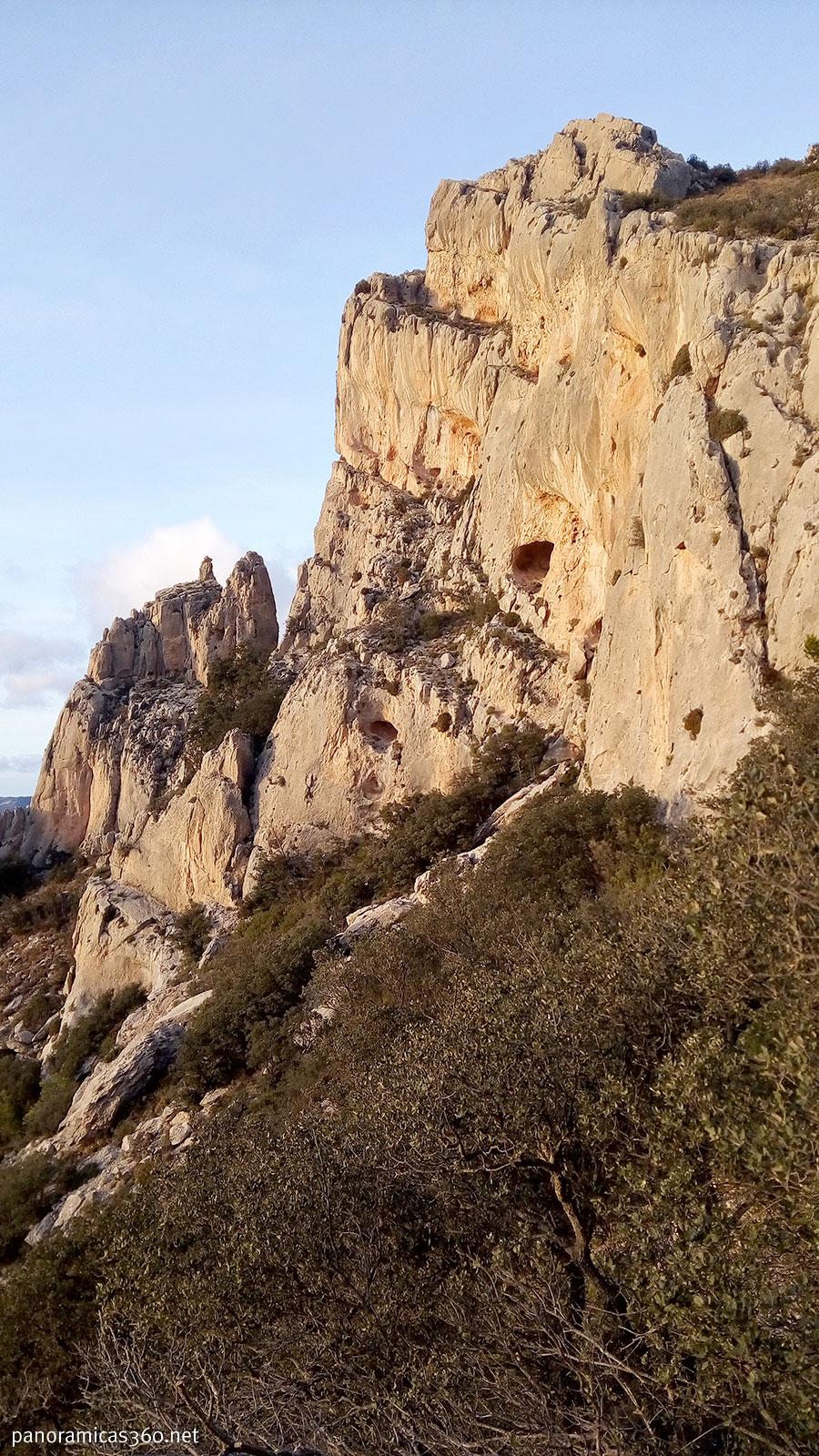Cumbre del Cabeçó d´Or
