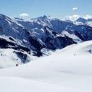 Esquí de montaña en el valle de Arán. Era Montanheta (2.401 m)