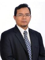Dr Shaharudin