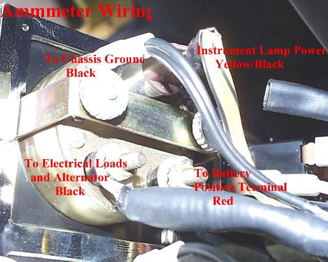 auto gauges wiring diagram wiring diagram water temperature gauge wiring diagram rotax 582