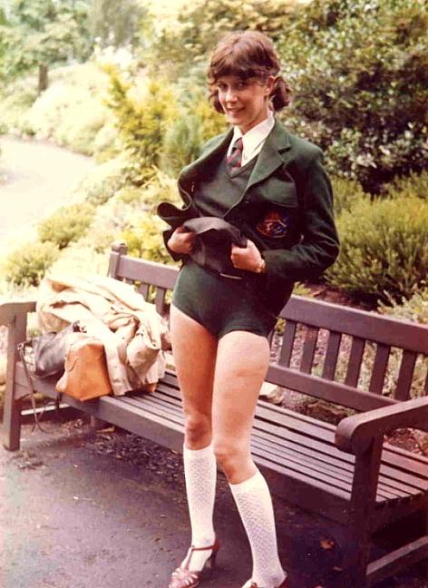 Panties Paradise Galliers School Knickers