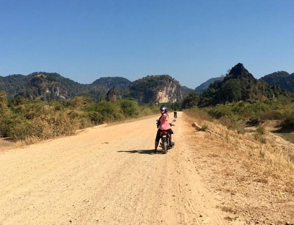 route thakhek loop