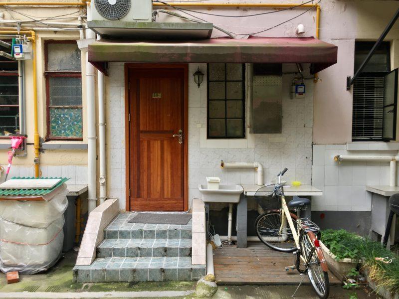 shanghai, logement