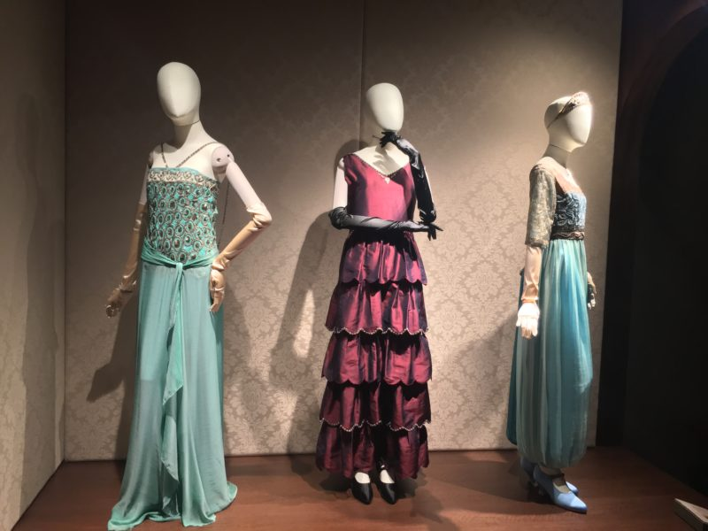 downton abbey, singapour, escapade, exposition