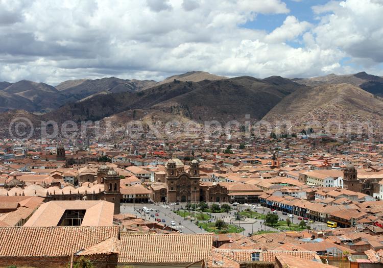 cuzco, cusco, pérou, géographie
