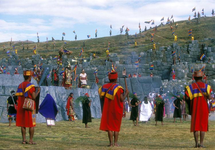 cuzco, cusco, pérou, inti raymi