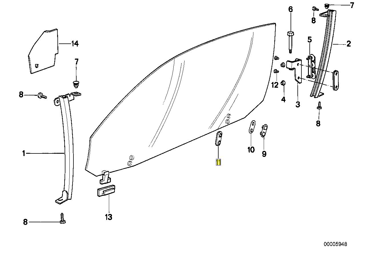 Bmw Door Diagram