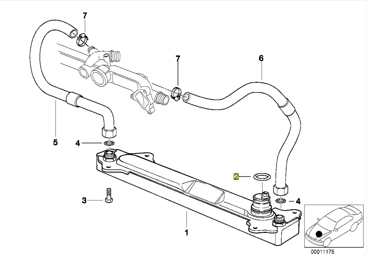 E39 Engine Oil