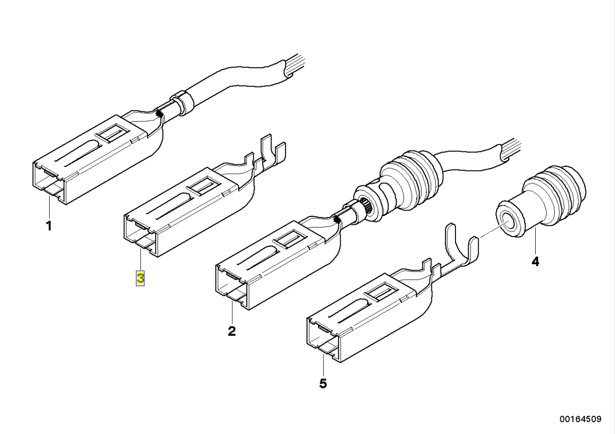 Wiring Plug In Connectors