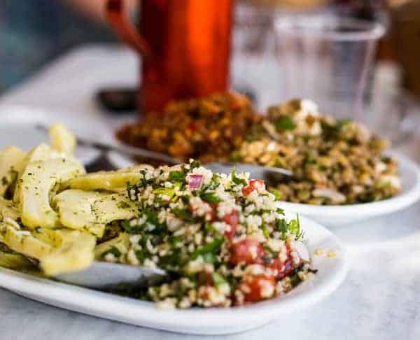 Kiki's Tavern, Mykonos, Greece